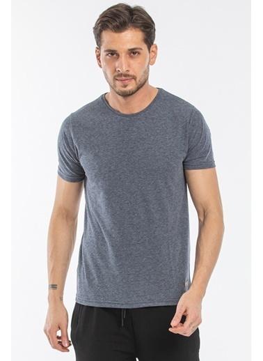 Slazenger Slazenger BION Erkek T-Shirt Petrol Lacivert